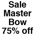 Sale Master Bow Ribbon